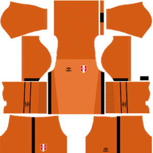Peru World Cup 2018 Goalkeeper Home Kit