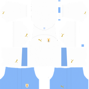Uruguay World Cup 2018 Away Kit