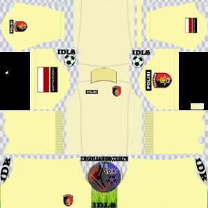 Army Goalkeeper Away Kit