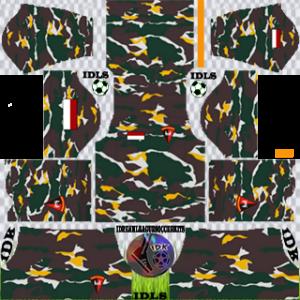 Army Kits 2020 Dream League Soccer