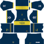 Boca Juniors Kits 2019/2020 Dream League Soccer