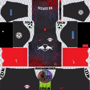 Leipzig UCL Third Kit