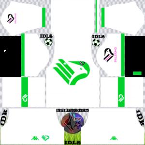 Palermo Fc Goalkeeper Third Kit