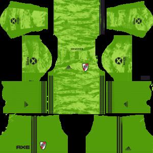 River Plate Goalkeeper Away Kit