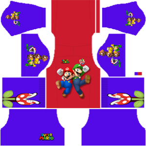 Super Mario Away Kit