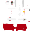 New York Red Bulls Kits 2020 Dream League Soccer