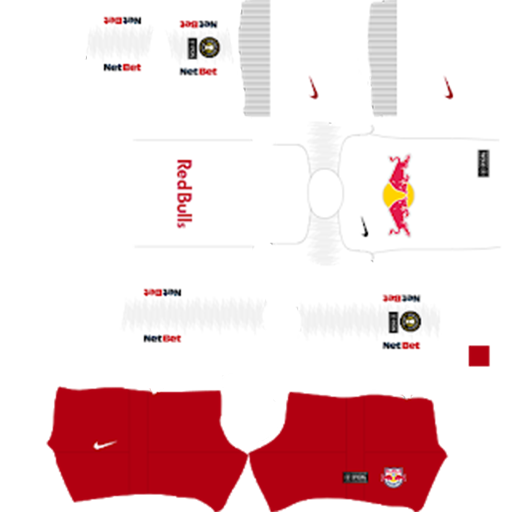 New York Red Bulls Kits 2020 Dream League Soccer
