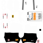 Corinthians Kits 2020 Dream League Soccer