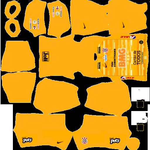Corinthians Third Kit