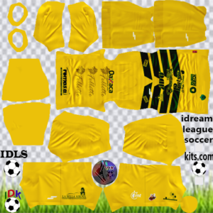 Alebrijes de Oaxaca Goalkeeper Third Kit