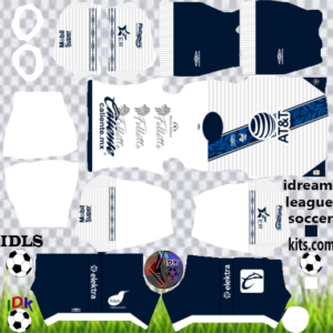Club Puebla Kits 2020 Dream League Soccer