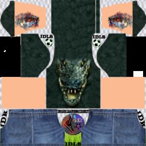 Crocodile Animal Kit