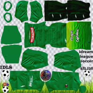 Cafetaleros de Chiapas Goalkeeper Home Kit