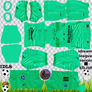 Celaya FC Goalkeeper Away Kit