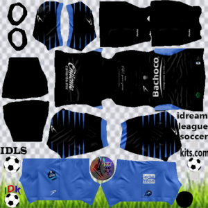 Celaya FC Goalkeeper Third Kit
