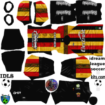 Leones Negros Kits 2020 Dream League Soccer