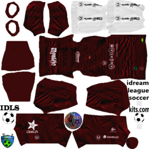 Venados FC Goalkeeper Home Kit