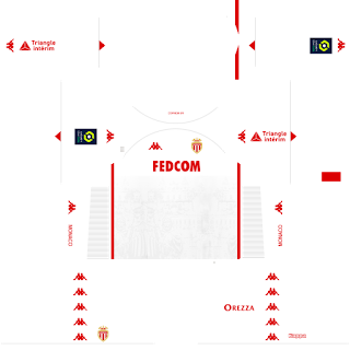 AS Monaco FC Third Kit