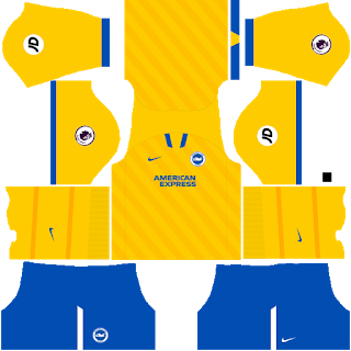 Brighton & Hove Albion Away Kit