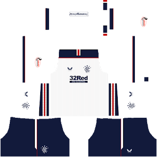 Rangers FC Away Kit