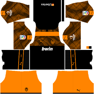 Valencia CF Away Kit