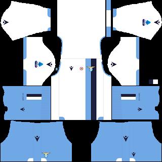 SS Lazio Away Kit