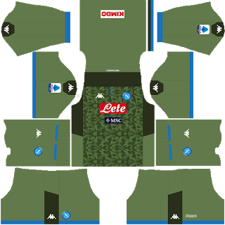 Napoli Away Kit