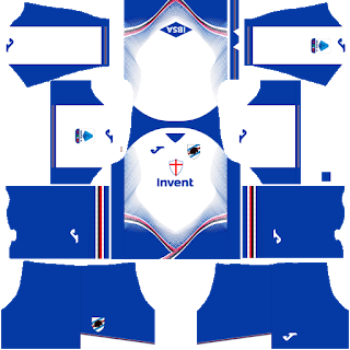 Sampdoria Away Kit