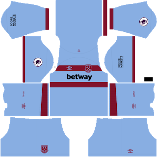 West Ham United Away Kit