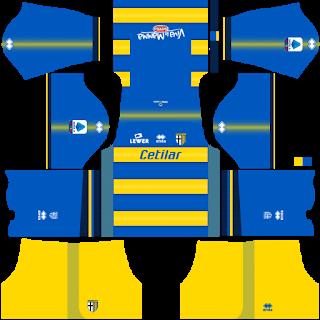 Parma Calcio Away Kit