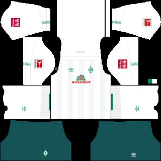 SV Werder Bremen Away Kit