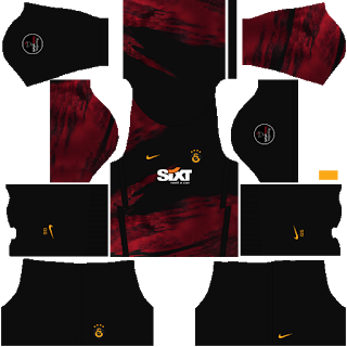 Galatasaray SK Away Kit