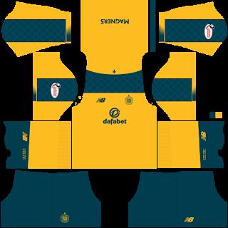 Celtic FC Away Kit