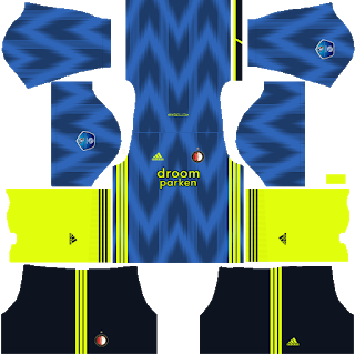 Feyenoord Away Kit