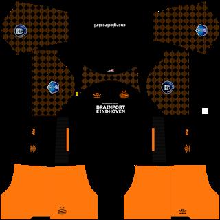 PSV Eindhoven Away Kit