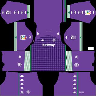 Real Betis Away Kit