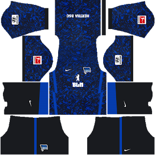 Hertha BSC Away Kit