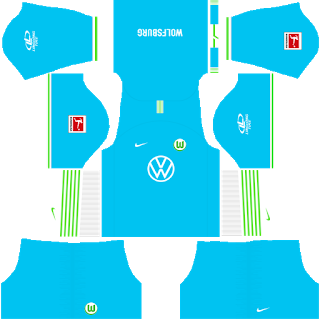VfL Wolfsburg Away Kit