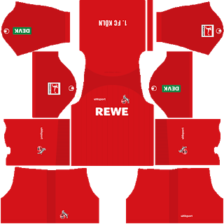 FC Köln Away Kit