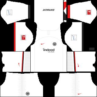 Eintracht Frankfurt Away Kit