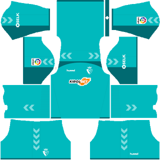 CA Osasuna Away Kit