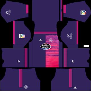 Real Valladolid Away Kit