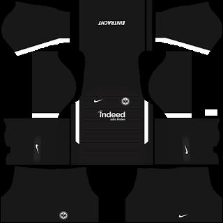 Eintracht Frankfurt Forth Kit