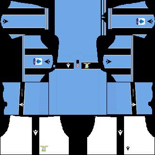 SS Lazio Forth Kit
