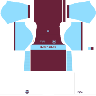 West Ham United Forth kit