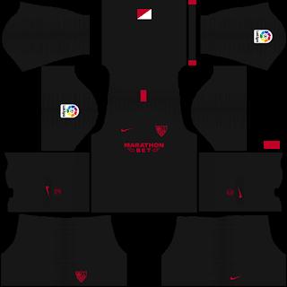 Sevilla FC Forth Kit