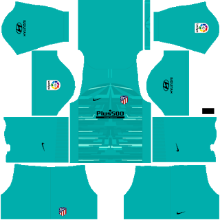 Atletico Goalkeeper Away Kit