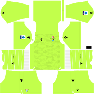 SS Lazio Goalkeeper Away Kit