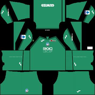 Atalanta BC Goalkeeper Away Kit