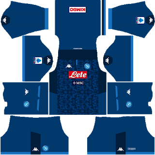Napoli Goalkeeper Away Kit